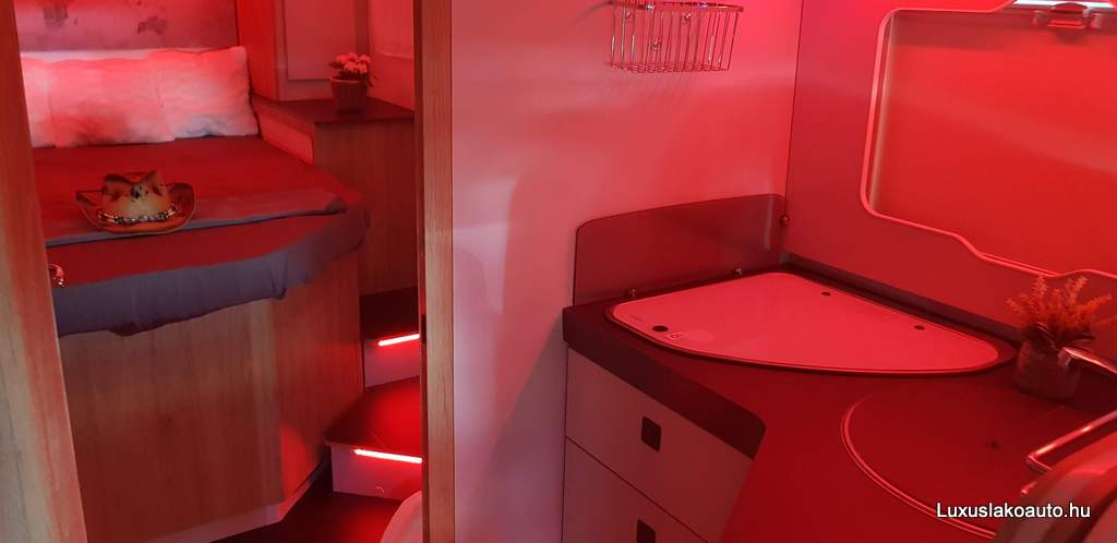 Roller Team Zefiro 265 Integral a luxusélmény